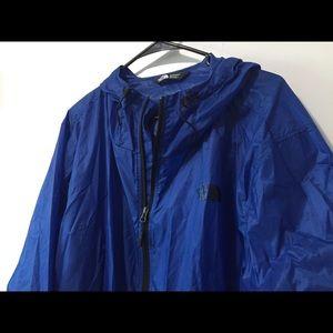 Men's The North Face thin Nylon jacket XXL